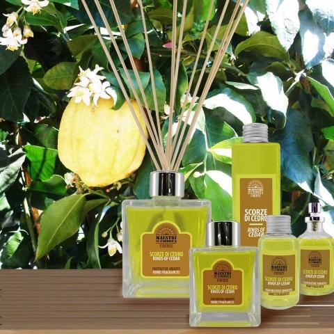 "Home fragrances ""Rinds of Cedar"""