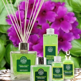 VERVAIN & BASIL Home Fragrances