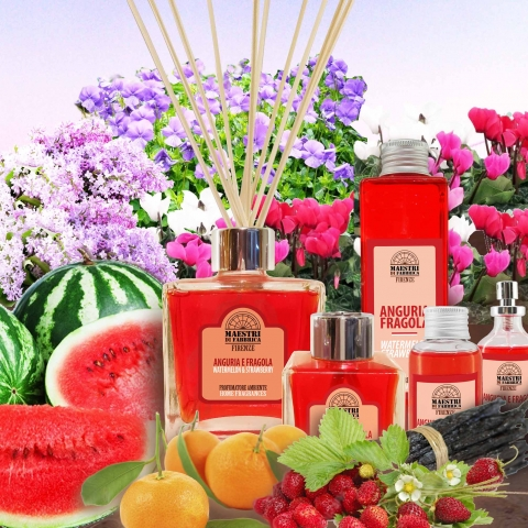 "Home Fragrances ""Watermelon & Strawberry"""