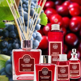 "Home Fragrances ""Grape & Cranberry"""