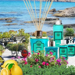"Home fragrances ""Seaweeds"""