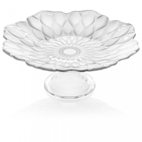 Footed bowls/plates Pearly White diam. 28cm Loto