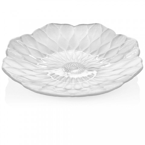 Centerpiece Pearly White diam. 38cm Loto