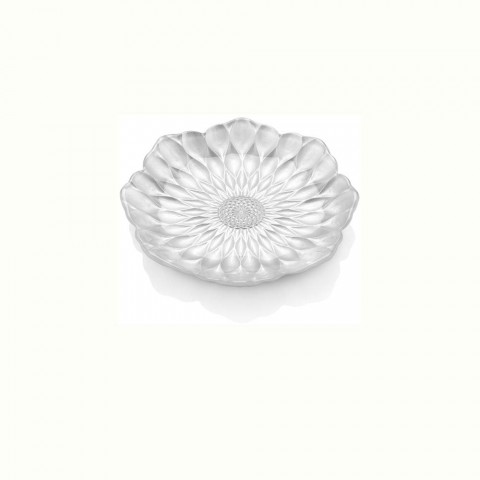 Plate Pearly White diam. 22cm Loto