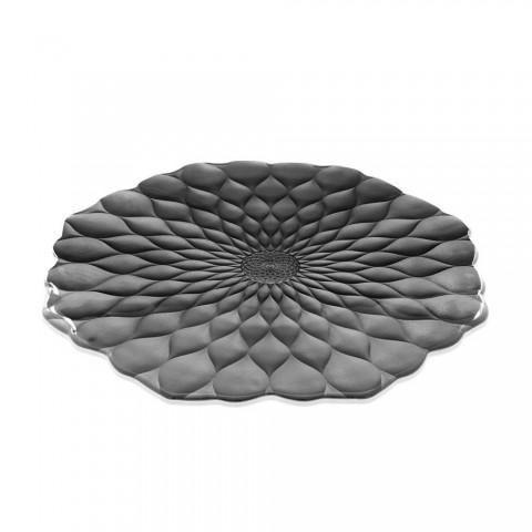 Centerpiece Black diam. 58cm Loto