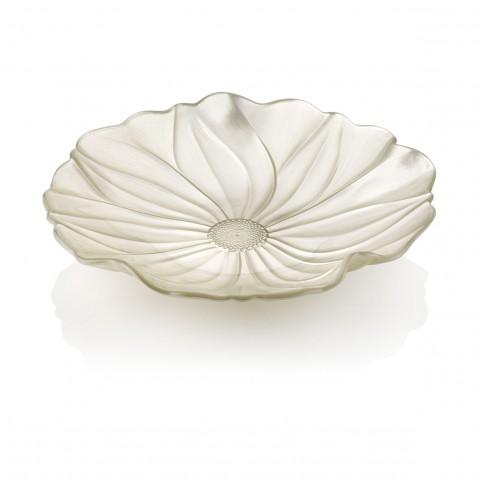 Centrepiece Ivory diam. 41cm Magnolia
