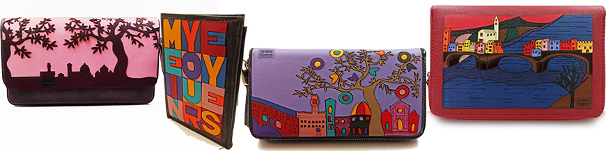 Wallets and other accessories