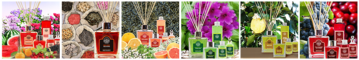 Maestri di Fabbrica - home fragrances