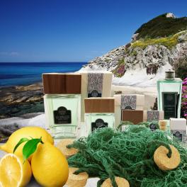 LE SPRIZZE Aquatic citrusy home fragrances
