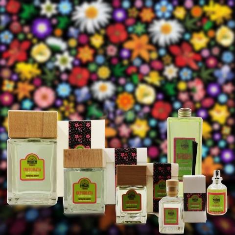 FLOWER FESTIVAL home fragrances