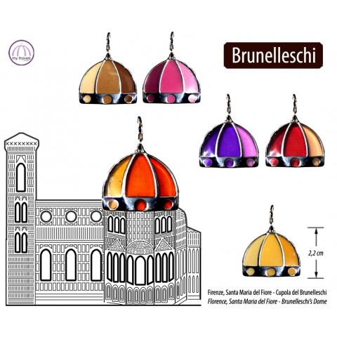 Florence, small Dome, enamelled