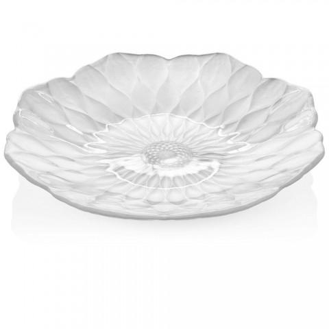 Centerpiece Pearly White diam. 38cm Loto