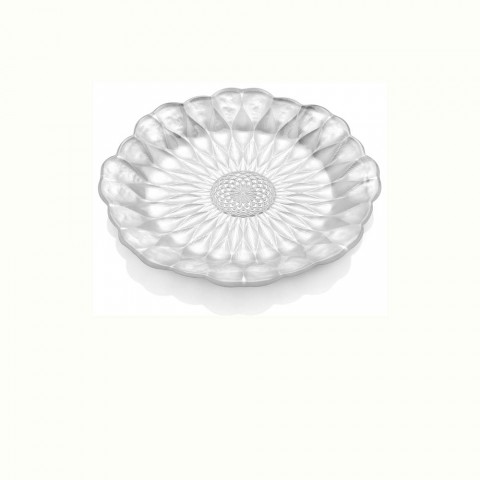Plate Pearly White diam. 26cm Loto